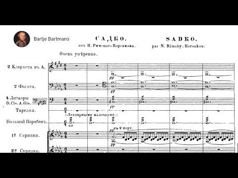 Rimsky Korsakov - Sadko