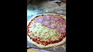 XXL Pizza Berlin Die beste Pizza der Welt Sergio Baldoni