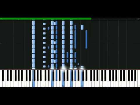 Carrie Underwood - Wasted [Piano Tutorial] Synthesia | passkeypiano