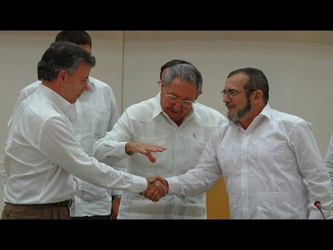 War Crimes and Land Reform in the Colombian Agreement with FARC