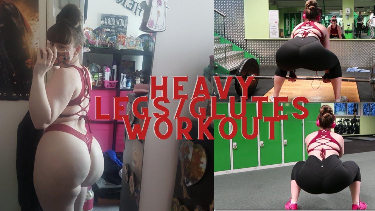 how to fix heavy legs