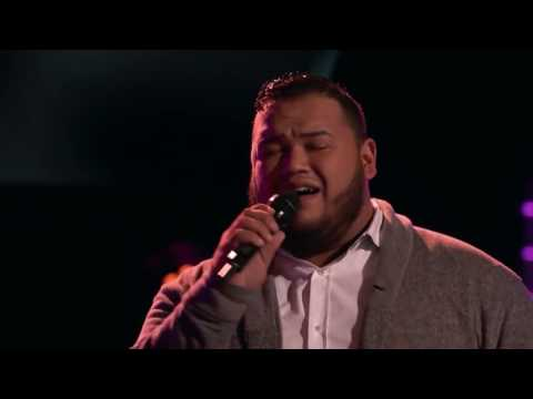 Christian Cuevas  How Am I Supposed To Live Without You The best of the voice #8