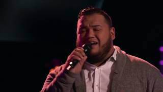 Gambar cover Christian Cuevas  How Am I Supposed To Live Without You The best of the voice #8