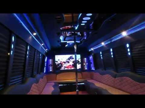 Memphis Party Bus - A Posh Limousine Service