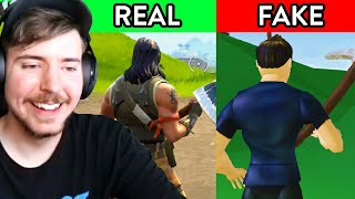 Playing Horrible Fortnite Clones!