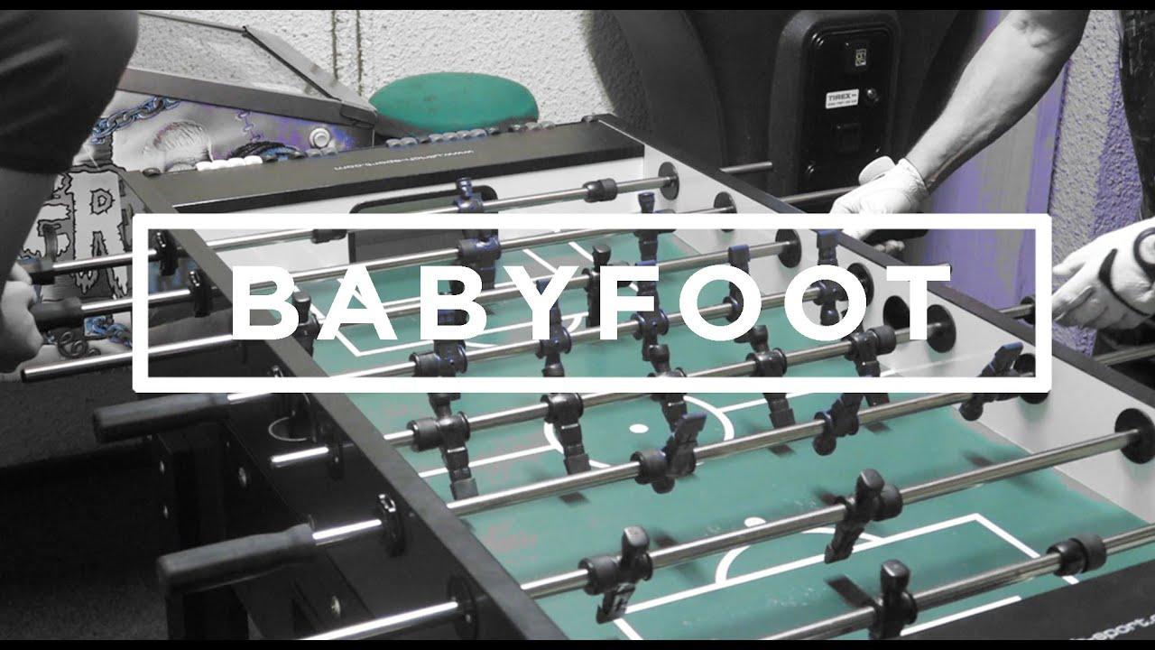 baby foot wartek