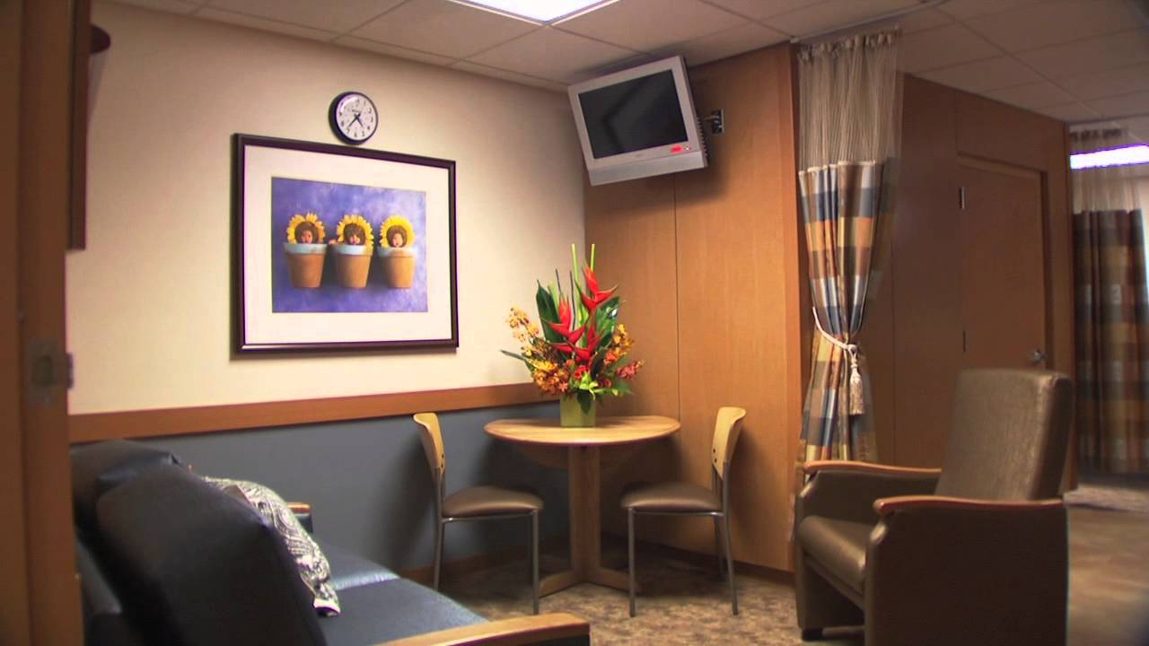 Hospital Family Waiting Room