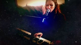 David Bowie - Space Oddity - Piano & Vocal Cover by Jessica Haeckel