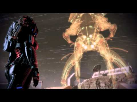 Mass Effect 2 Arrival DLC - Conversation with the harbinger.