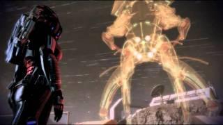 Mass Effect 2 Arrival DLC - Conversation with the harbinger.