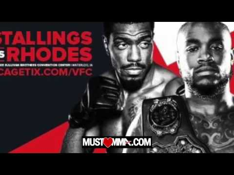 #VFC53 #Fighter #MikeRhodes On How He Will Crush #RonStallings