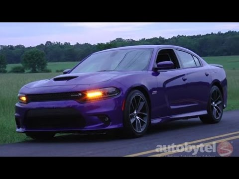 2016 dodge charger r t scat pack test drive video review 485 hp hemi youtube. Black Bedroom Furniture Sets. Home Design Ideas