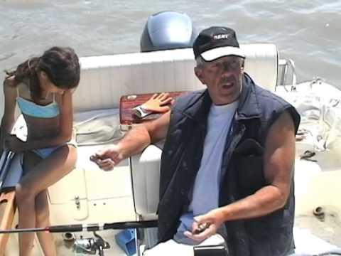 Bagi de la pêche russe