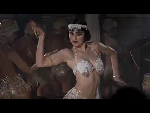 MadonnaJennifer Grey  I Surrender, Dear  Bloodhounds Of Broadway Footage