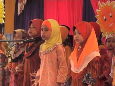 Konvokesyen Raudhoh Al-Falah-Surah As-Syams dan Persembahan lagu Demi Matahari