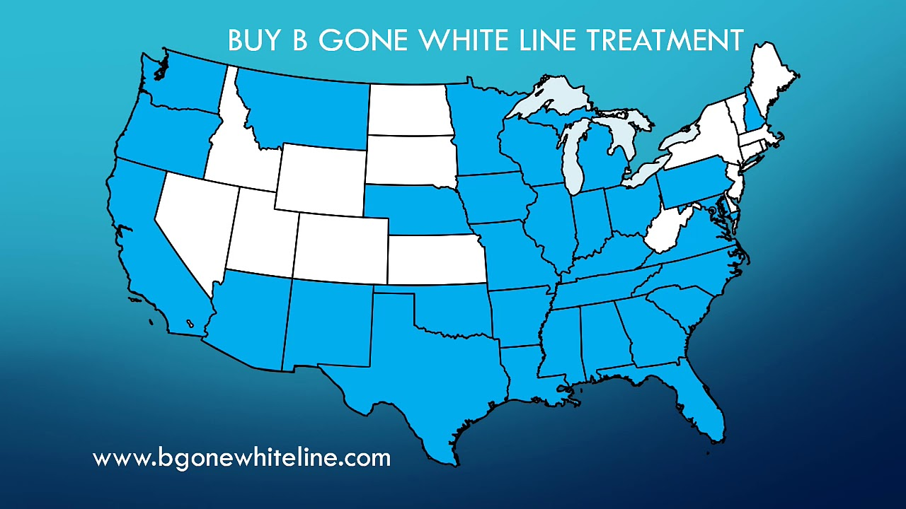 Buy B Gone White Line Treatment Online or From These Retail Locations
