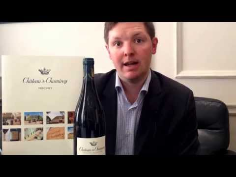WINE SOURCE presents Cedric Ducote from Chateau de Chamirey