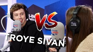 Troye Sivan Goes Head-To-Head Against A Super-Fan 🤓 | FULL INTERVIEW