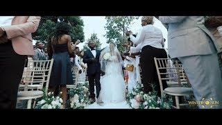 Download lagu CHRISTELLE AND JIMBO EMOTIONAL WEDDING @ LA ROYALE BANQUETING SUITE LONDON