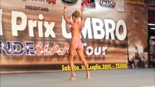 Terni, Body Building : Grand Prix umbro