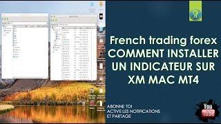 French trading forex COMMENT INSTALLER UN INDICATEUR SUR XM MAC MT4