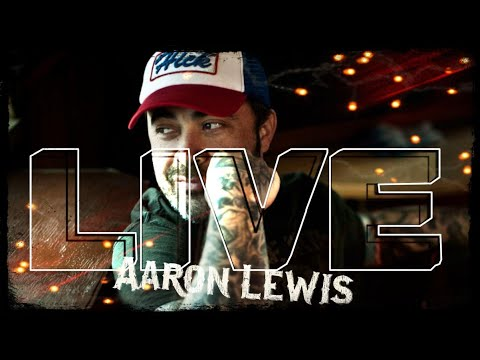 Aaron Lewis (Staind) - Mama (NEW SONG) Acoustic LIVE VIP Saginaw, MI 9-4-15 [HD]