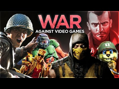 The War Against Video Games