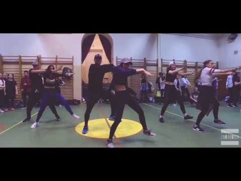 DeeWunn ft  Marcy Chin 'Mek It Bunx' Choreography by Mate Palinkas