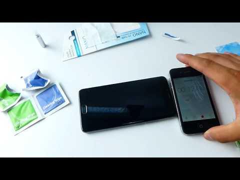 Олеофобное покрытие на телефон своими руками 954