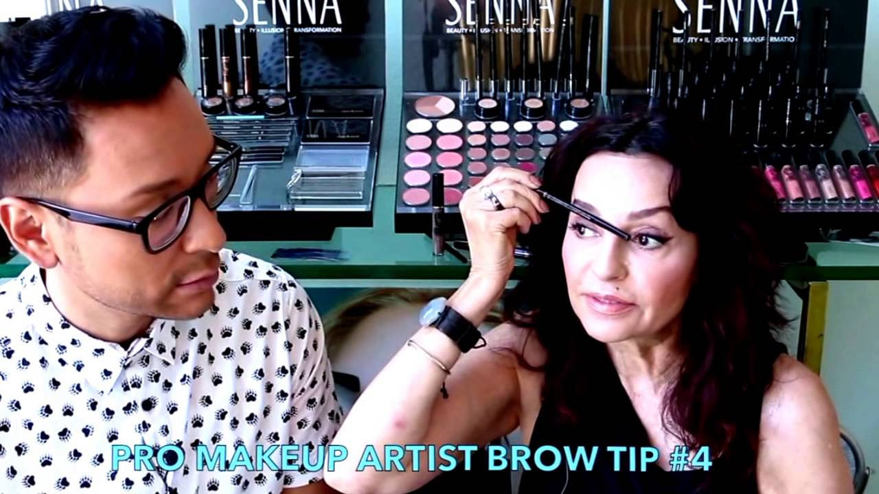6 Essential Beauty Tips For The Perfect Brow Pro Makeup Artist Tutorial