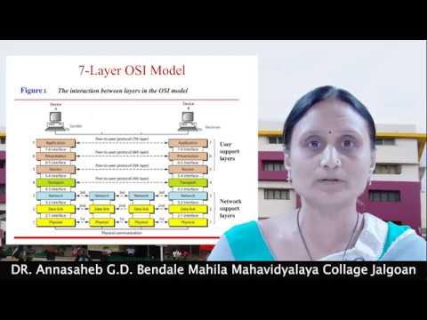 Computer Science:  OSI Madel b...