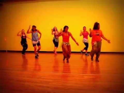 Kajra Re Bollywood by MasalaMili  Ja&39;Makin Me Dance Fitness Studio