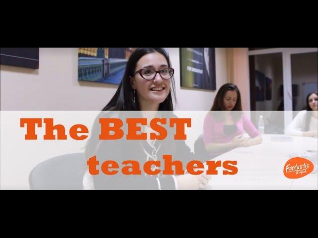 Recenzie Fantastic English School I Dana Golubțov