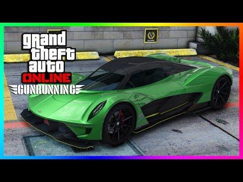 GTA ONLINE NEW DLC CONTENT SPENDING SPREE - VAGNER SUPER CAR, INDEPENDENCE DAY 2017 & MORE! (GTA 5)