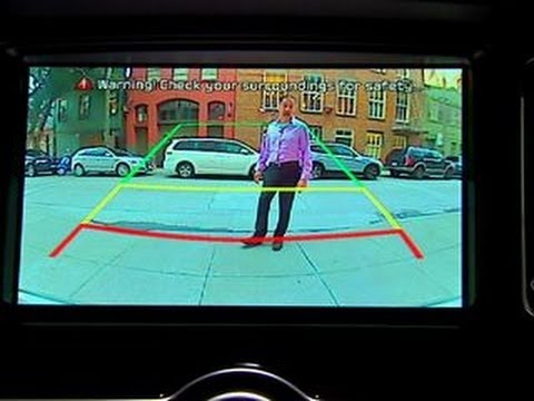 CNET On Cars - What's behind rear-view cameras