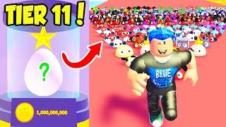 I GOT TIER 11 BLOBS IN BLOB SIMULATOR 2 UPDATE AND THEY ARE INSANE! (Roblox)