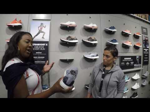My Adidas NYC 5th Avenue