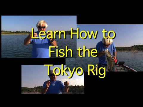 Jimmy Houston Shows You How To Fish The Tokyo Rig