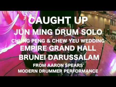 Caught Up - Jun Ming Drum Solo