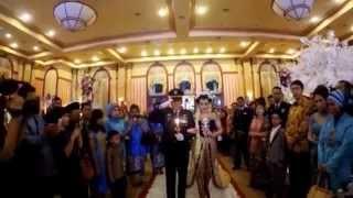 Wedding clip Rinda Okvan 12-14 Maret 2015