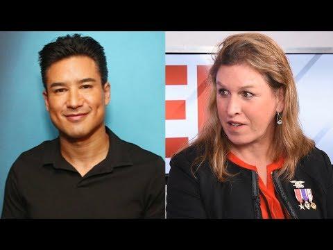 Transgender Navy SEAL Kristin Beck's Take On Mario Lopez May Surprise You