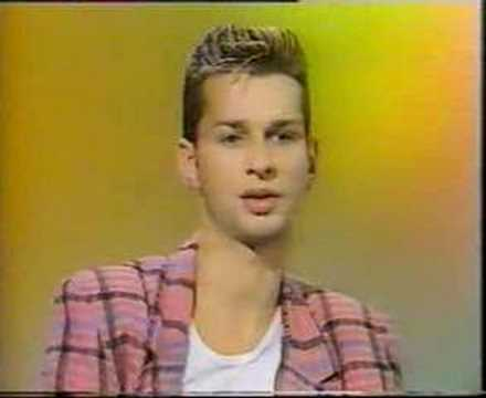 Depeche Mode Interview With Gary Davis