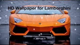 Hd Wallpaper For Lamborghini