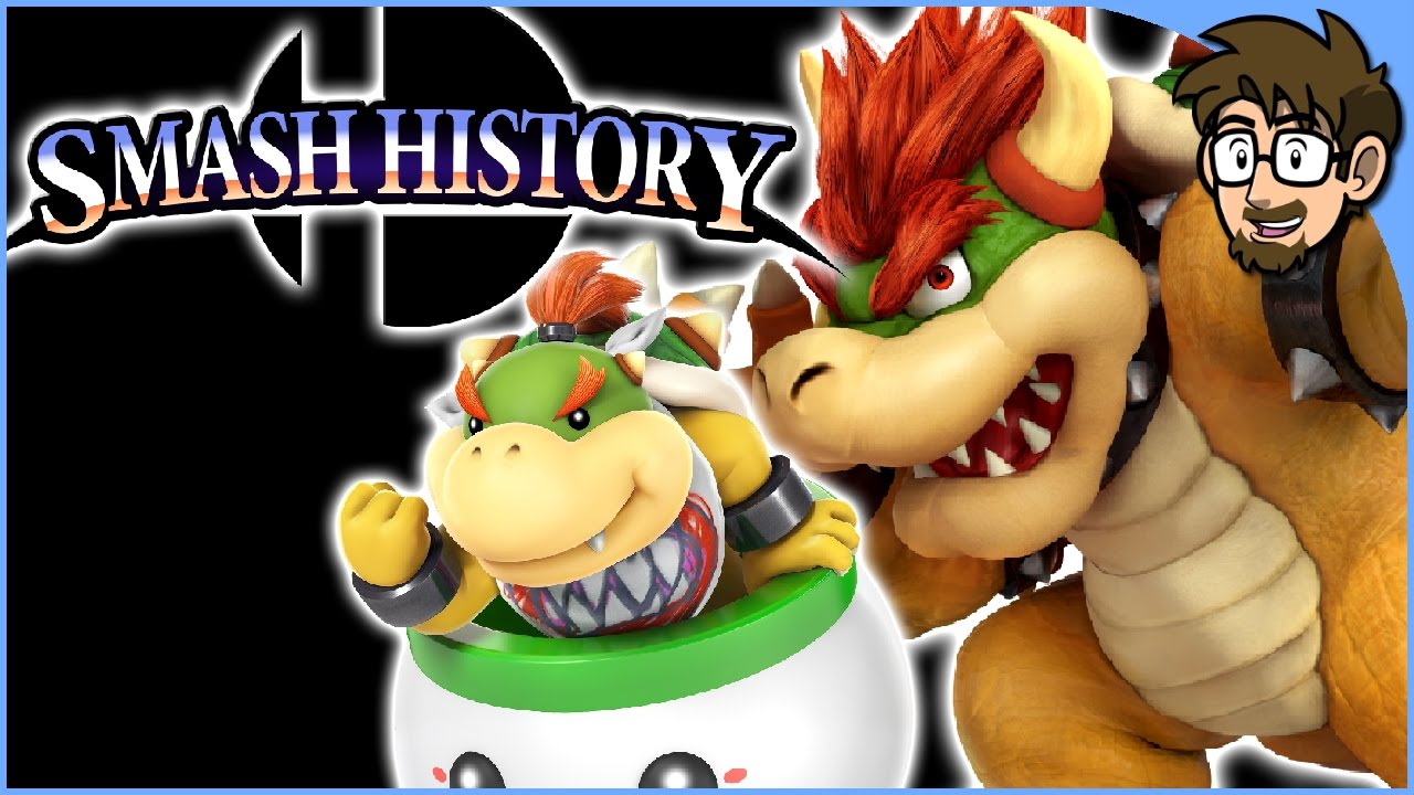 Smash History: Bowser & Bowser Jr. - Trailer Drake