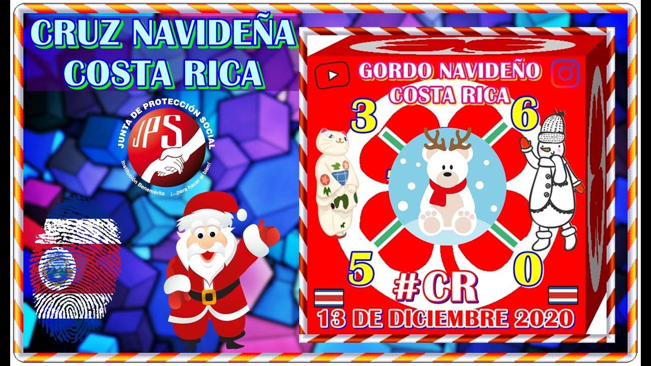 Cruz!! Navideña Costa Rica   13 de Diciembre 2020