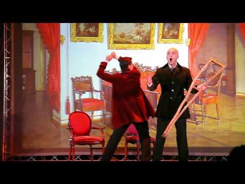 Donizetti Don Pasquale  at the Hermitage Theatre Trailer
