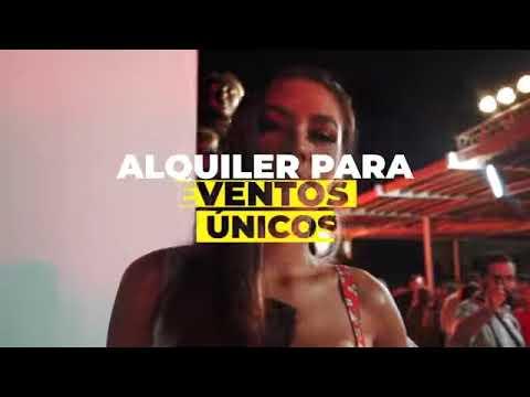Bar robotico Barbot Mexico en los mejores eventos