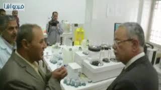 بالفيديو : محافظ المنيا يتفقد مستشفي الصحة النفسية وعلاج الإدمان ويفتتح الصالة الرياضية
