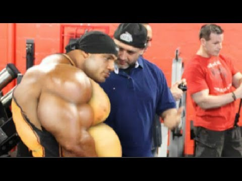 2017 Mr. Olympia - Big Ramy | Egyptian Mass Monster