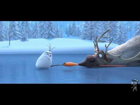 Frozen - O Reino Do Gelo Official Teaser Trailer (HD) Disney Dublado